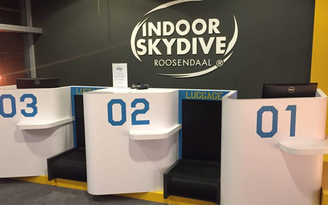 Indoor Skydive – Roosendaal