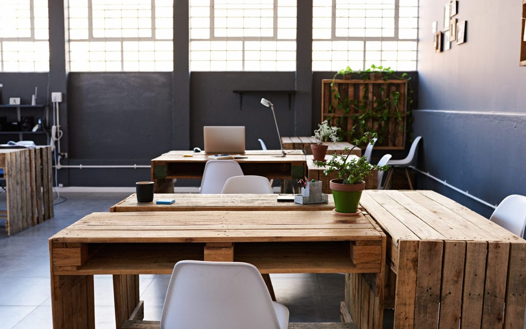 Het perfecte kantoorontwerp voor jouw bedrijfspand