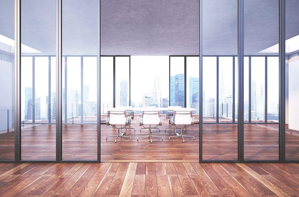 Een scheidingswand op kantoor | Wat zijn de opties?