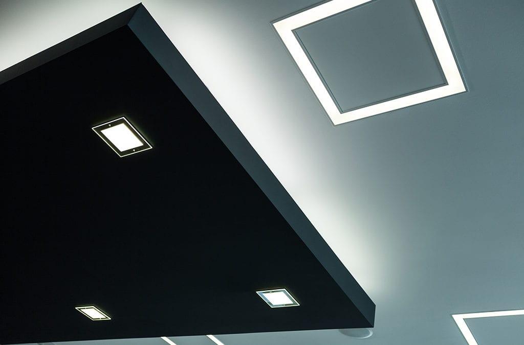 MDF plafond veelzijdig en voordelig