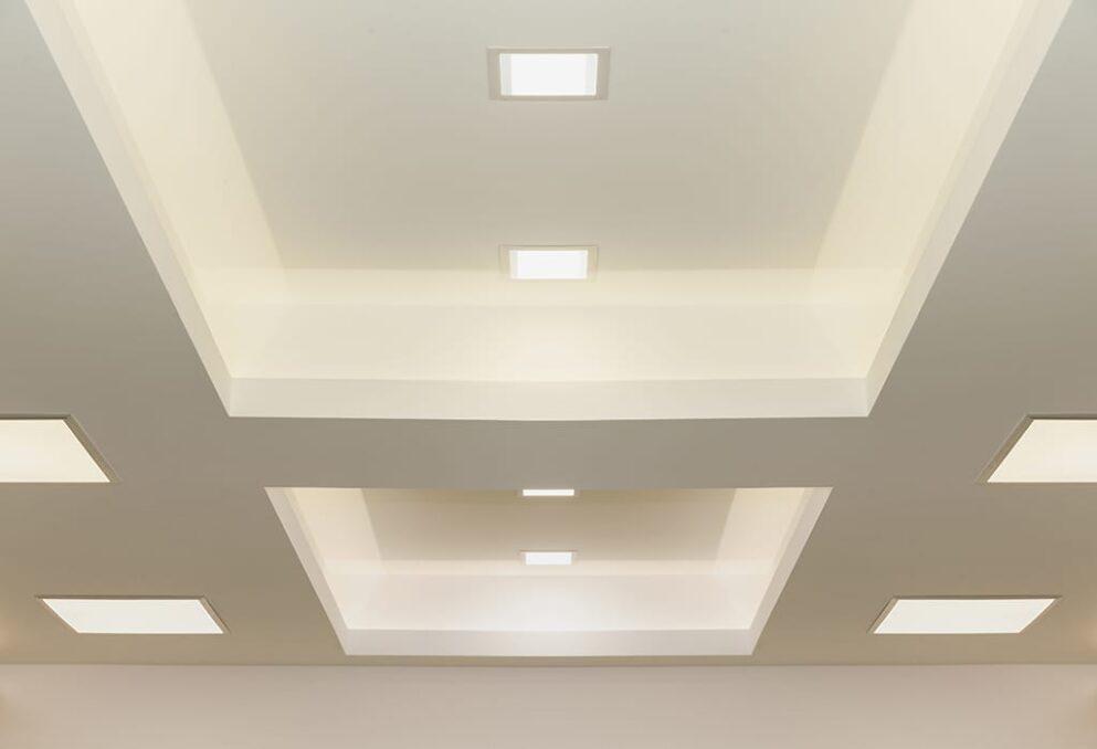 HDM plafond kostenefficient