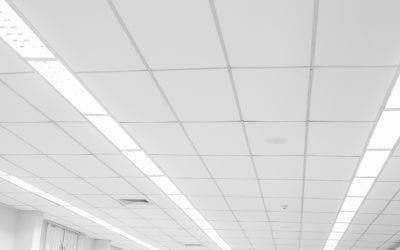 Alles over systeemplafonds | Keuzes, opties en installatie