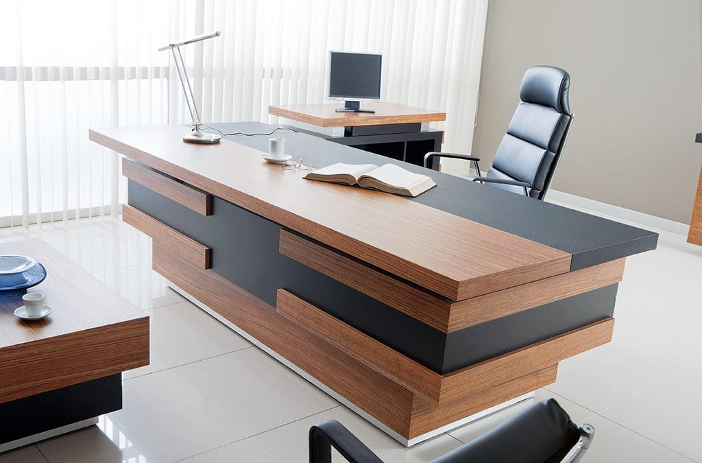 Een kantoor aan huis professioneel inrichten