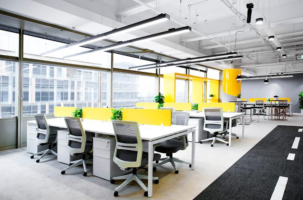 De ideale kantoor temperatuur